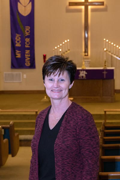 Kelly Payer Church Council Secretary