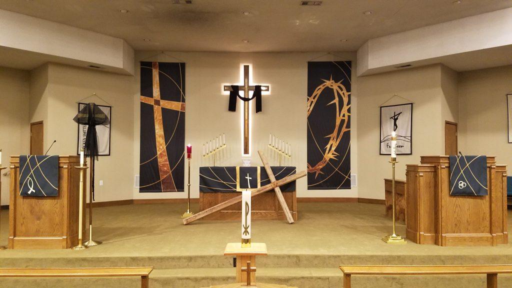 Sanctuary on Good Friday
