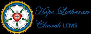 Hope Lutheran Church, Jacksonville, AR